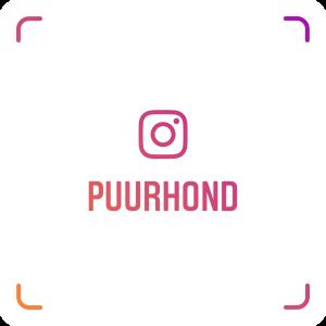 name-tag Puur Hond instagram