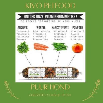 Kivo groenteworst PH